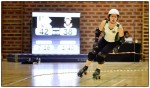 One love roller dolls wedstrijd - Sporthal Beveren